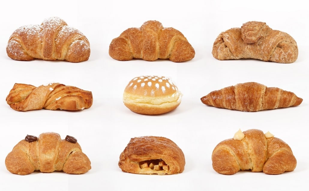 kinds of bread